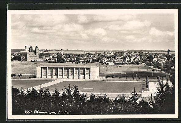 AK Memmingen, Stadion