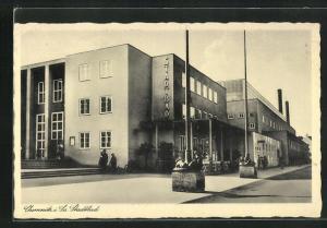 AK Chemnitz i. Sa., Stadtbad