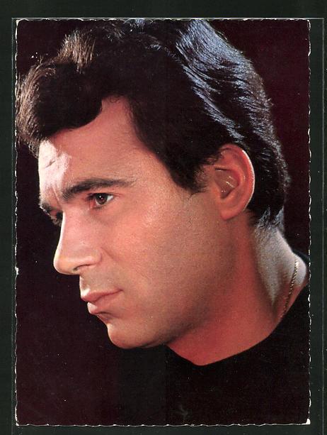 AK Schauspieler Claude Nougard im Portrait
