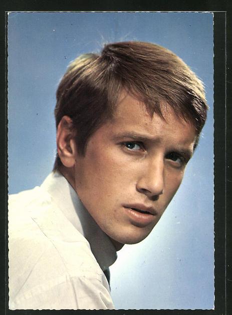 AK Schauspieler Yves Renier im Portrait