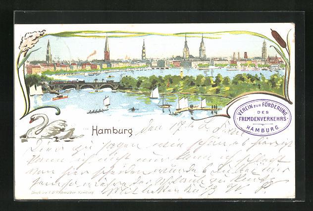 AK Hamburg, Panorama