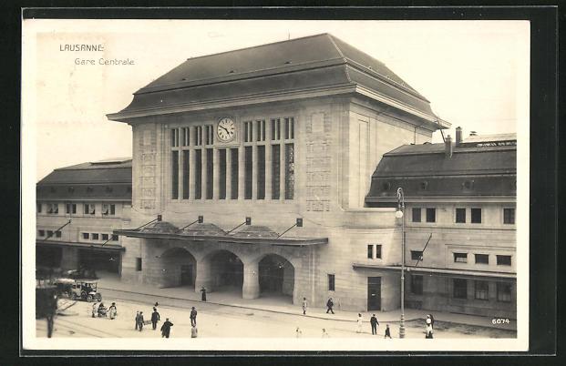 AK Lausanne, Gare Centrale