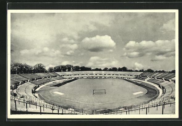 AK Wien, Stadion