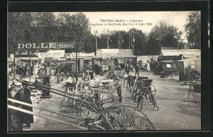 AK Troyes, Concours Agricole et Horticole des 3 et 4 Juin 1922, Ausstellungsstand von Dollé-Vesoul
