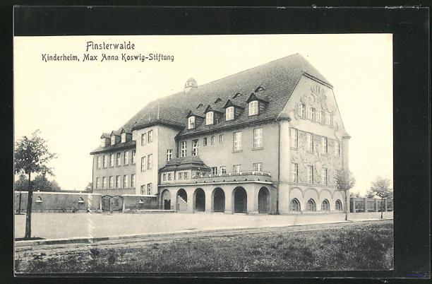 AK Finsterwalde, Kinderheim der Max Anna Koswig Stiftung
