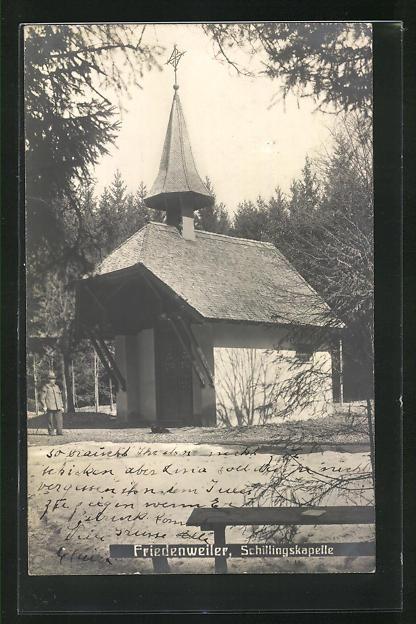 AK Friedenweiler, Schillingskapelle