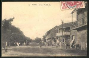 AK Kayes, Avenue Paul-Holle
