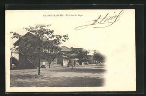 AK Kayes, Une Rue