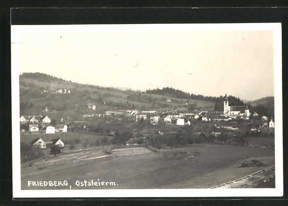 AK Friedberg, Gesamtansicht