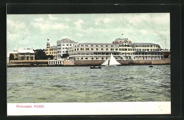 AK Bermuda, Princess Hotel