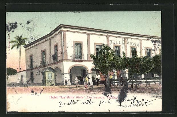 AK Cuernavaca, Hotel La Bella Vista