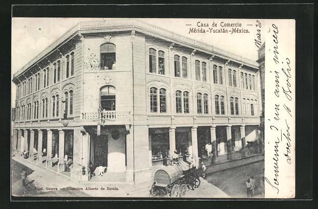AK Mérida / Yucatán, Casa de Comercio