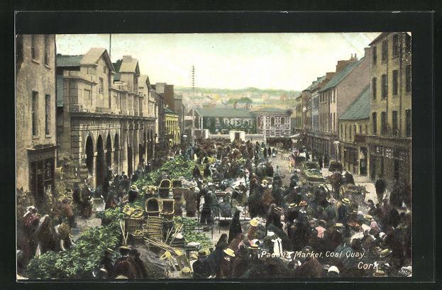 AK Cork, Paddy`s Market, Coal Quay