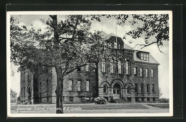 AK Chatham, Grammar School