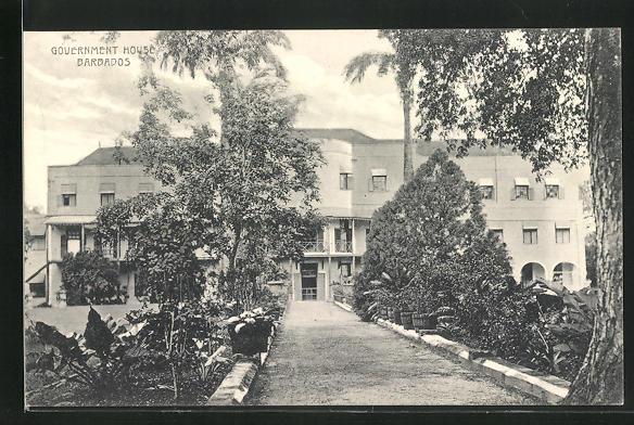 AK Barbados, Government House