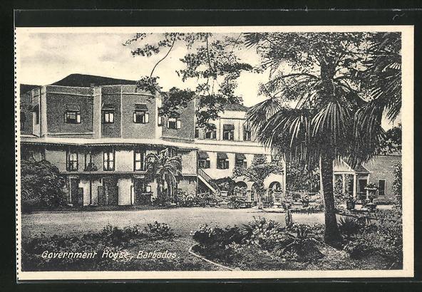 AK Barbados, Go vernment House