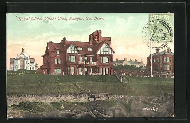 AK Bangor, Royal Ulster Yacht Club