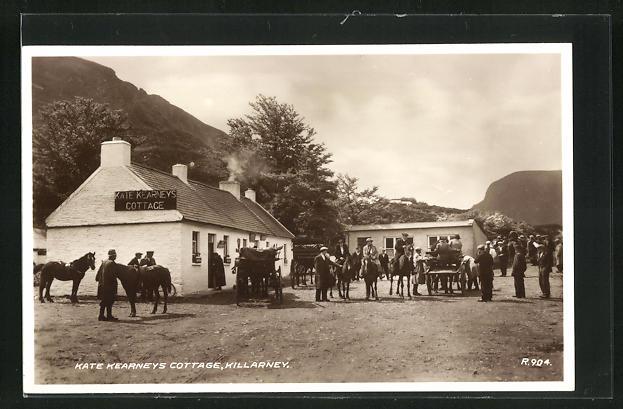AK Killarney, Kate Kearneys Cottage