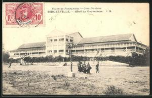 AK Bingerville, Hotel du Gouverneur