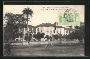 AK Konakry, Hotel du Gouverneur