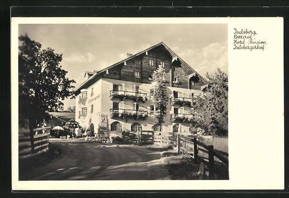 AK Iselsberg, Hotel Pension Iselsbergerhof