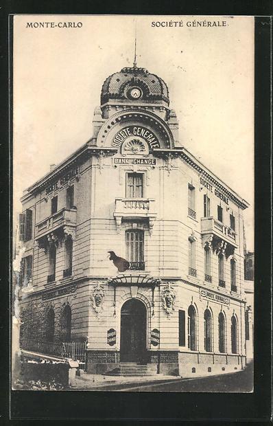 AK Monte-Carlo, Societé Générale, Bank