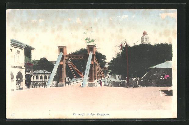 AK Singapore, Cavanagh Bridge