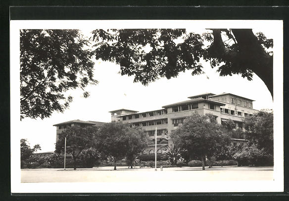Foto-AK Manila, Hotel