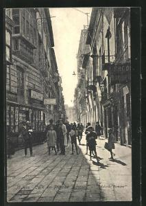 AK Murcia, Calle del Principe Alfonso, Strassenpartie