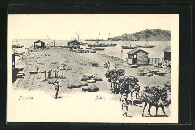 AK Aden, Mahalla