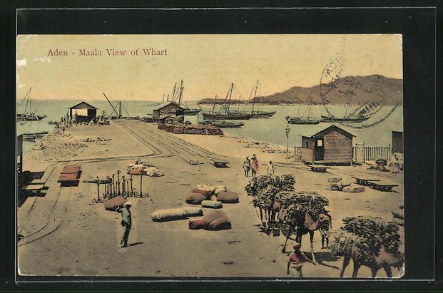 AK Aden, Maala View of Whart