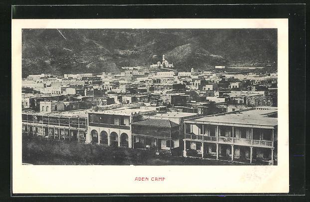 AK Aden, Camp