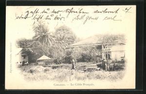 AK Conakry, Le Cáble Francais