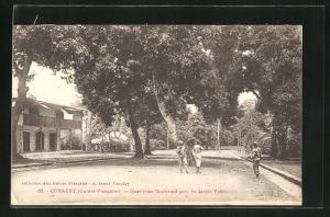 AK Conakry, Quatrieme Boulevard pres du Jardin Public