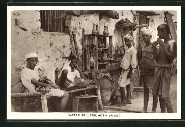 AK Aden, Water Sellers