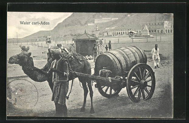 AK Aden, Water Cart