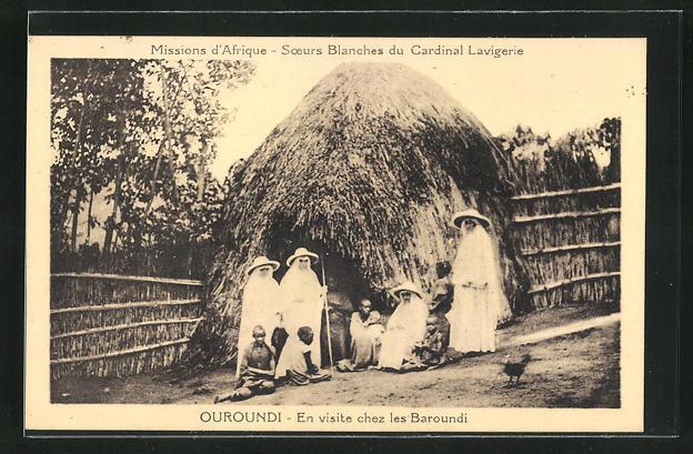 AK Ouroundi, En visite chez les Baroundi