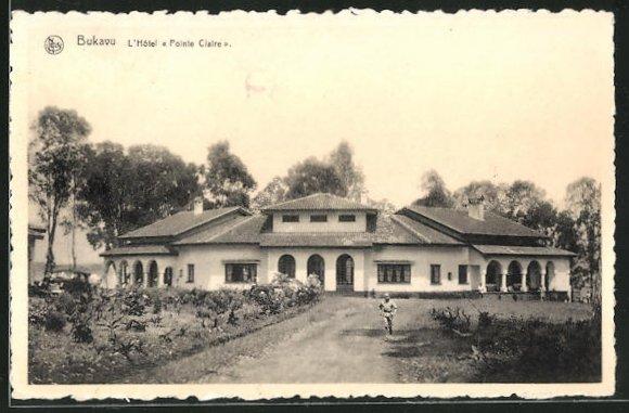 AK Bukavu, L`Hotel Pointe Claire