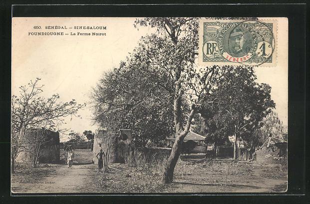AK Foundiougne, La Ferme Noirot