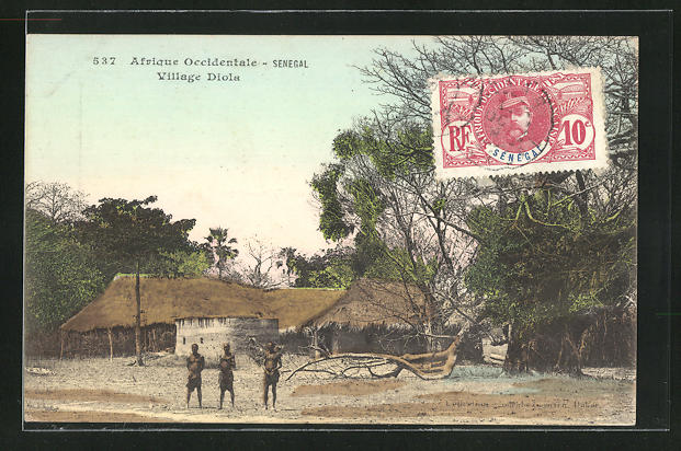 AK Senegal, Village Diola