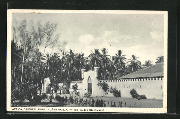 AK Quelimane, Vila Valdez