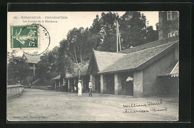AK Fianarantsoa, Les Ecuries de la Résidence