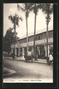 AK Conakry, Hotel du Niger