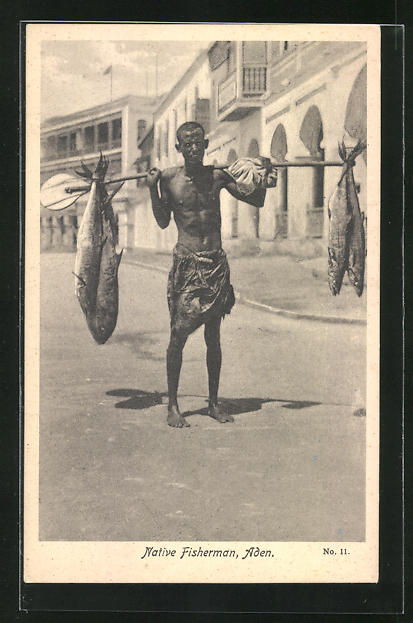 AK Aden, Native Fisherman