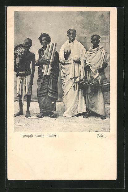 AK Aden, Somali Curio Dealers