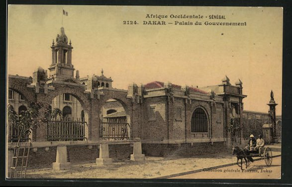 AK Dakar, Palais du Gouvernement