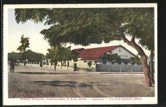 AK Beira, Capitania - The Port Captain`s Office