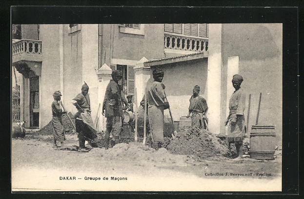 AK Dakar, Groupe de Macons