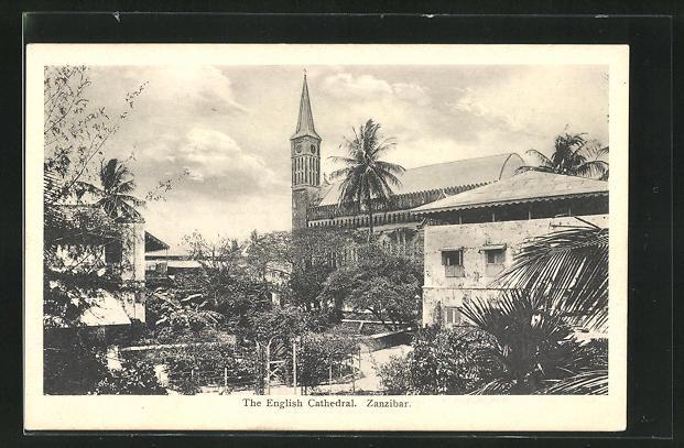 AK Zanzibar, The English Cathedral