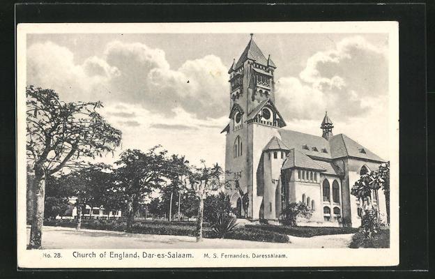 AK Dar-es-Salaam, Church of England